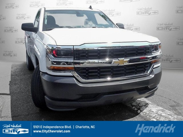2017 Silverado 1500 Regular Cab Pickup #M395459 - photo 1