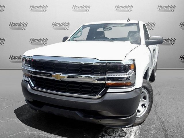 2017 Silverado 1500 Regular Cab Pickup #M395459 - photo 4