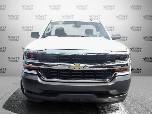 2017 Silverado 1500 Regular Cab Pickup #M395459 - photo 5