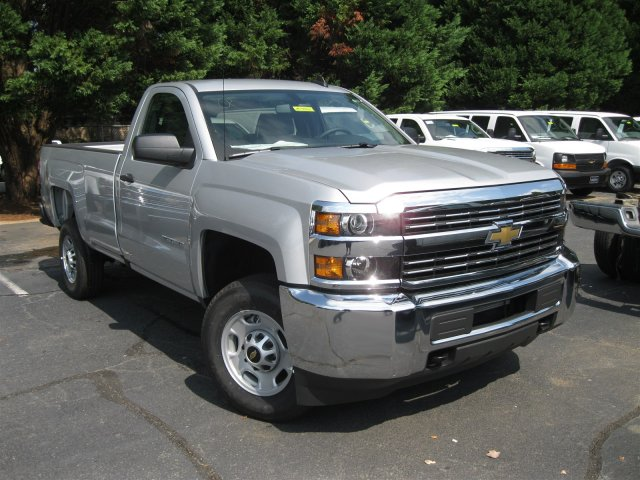 2016 Silverado 2500 Regular Cab, Pickup #M412096 - photo 22