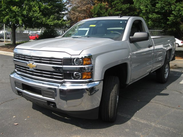 2016 Silverado 2500 Regular Cab, Pickup #M412096 - photo 23