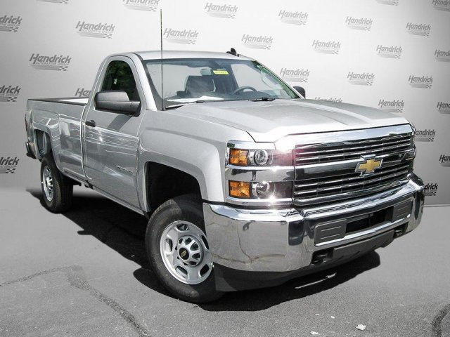 2016 Silverado 2500 Regular Cab, Pickup #M412096 - photo 25