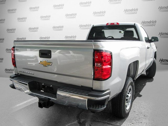 2016 Silverado 2500 Regular Cab, Pickup #M412096 - photo 2