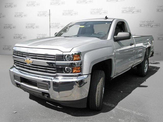 2016 Silverado 2500 Regular Cab, Pickup #M412096 - photo 28