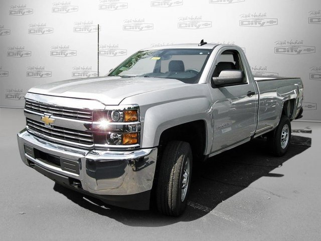 2016 Silverado 2500 Regular Cab, Pickup #M412096 - photo 31