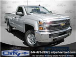 2016 Silverado 2500 Regular Cab, Pickup #M412096 - photo 1