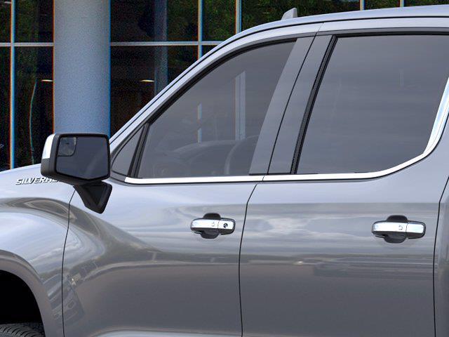 2021 Chevrolet Silverado 1500 Crew Cab 4x4, Pickup #M45466 - photo 10