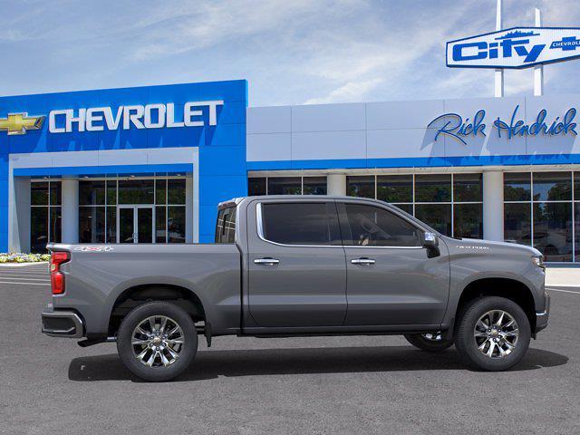 2021 Chevrolet Silverado 1500 Crew Cab 4x4, Pickup #M45466 - photo 5