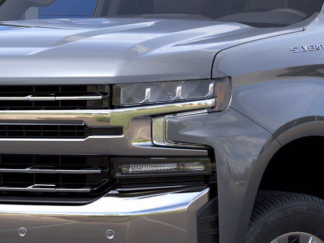 2021 Chevrolet Silverado 1500 Crew Cab 4x4, Pickup #M45466 - photo 8