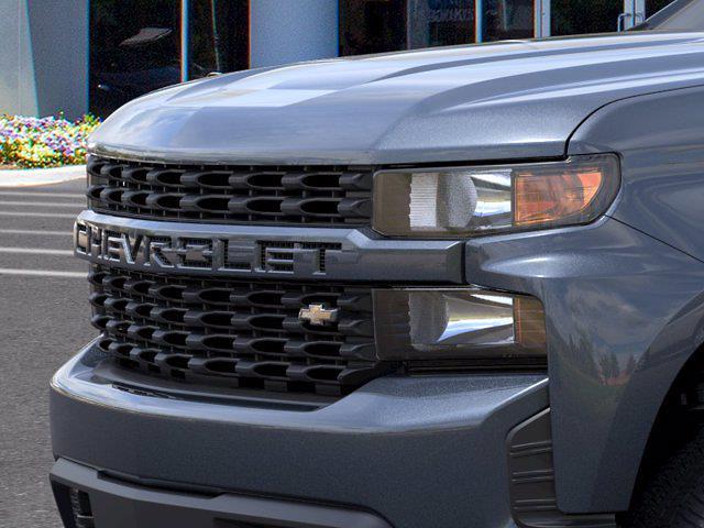2021 Chevrolet Silverado 1500 Crew Cab 4x4, Pickup #M48417 - photo 11