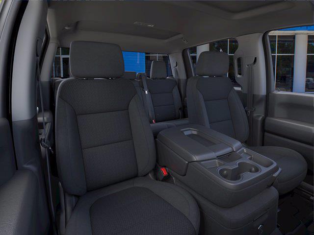 2021 Chevrolet Silverado 1500 Crew Cab 4x4, Pickup #M48417 - photo 13