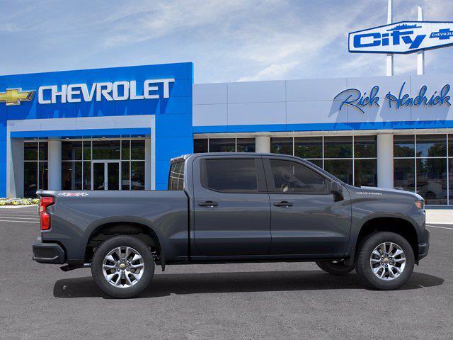 2021 Chevrolet Silverado 1500 Crew Cab 4x4, Pickup #M48417 - photo 5
