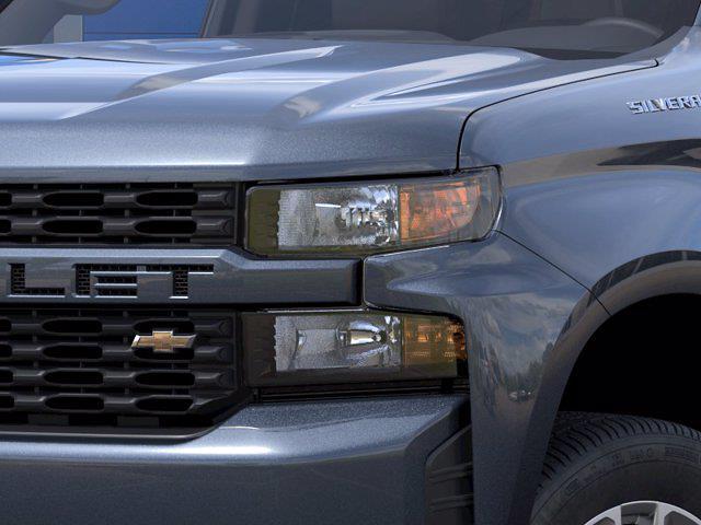 2021 Chevrolet Silverado 1500 Crew Cab 4x4, Pickup #M48417 - photo 8