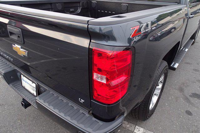 2018 Chevrolet Silverado 1500 Crew Cab 4x4, Pickup #M51051A - photo 12