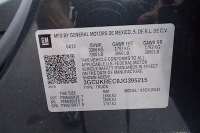 2018 Chevrolet Silverado 1500 Crew Cab 4x4, Pickup #M51051A - photo 43