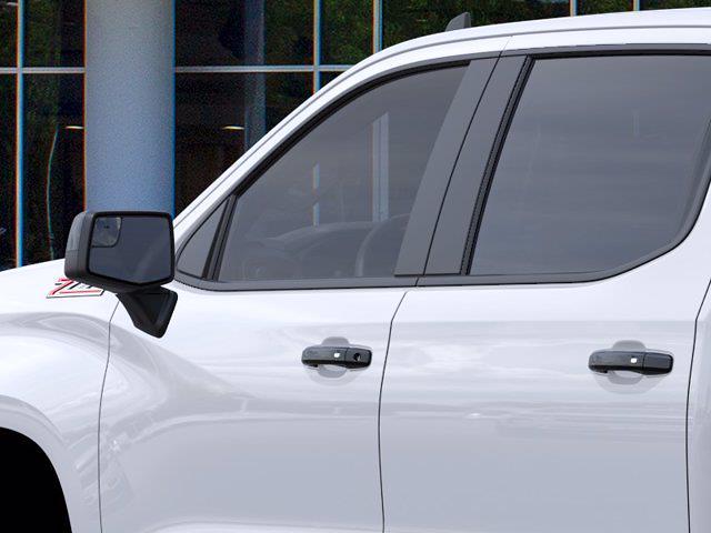 2021 Chevrolet Silverado 1500 Crew Cab 4x4, Pickup #M53031 - photo 10