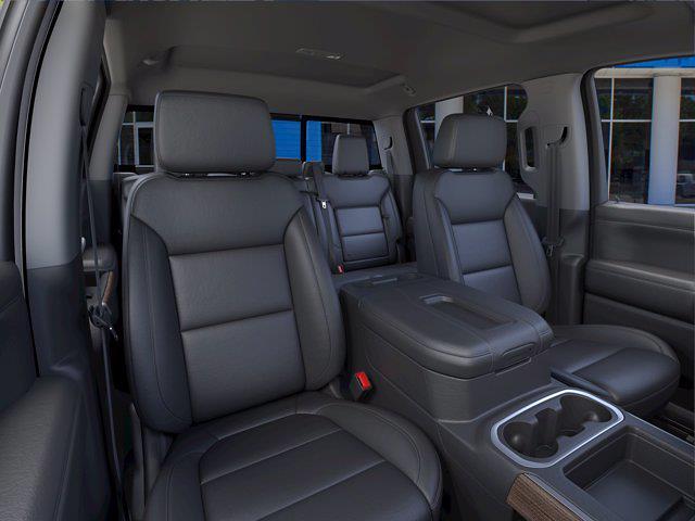 2021 Chevrolet Silverado 1500 Crew Cab 4x4, Pickup #M53031 - photo 13