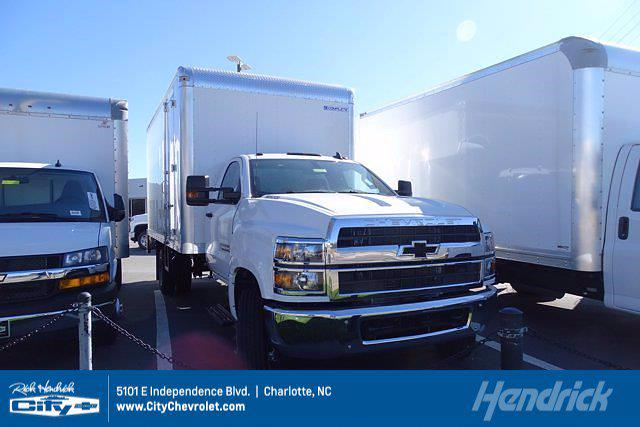 2020 Chevrolet Silverado 5500 Regular Cab DRW 4x2, Complete Dry Freight #M619601 - photo 1