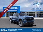 2021 Chevrolet Silverado 1500 Crew Cab 4x4, Pickup #M62542 - photo 1