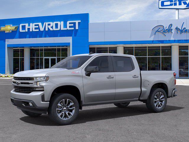 2021 Chevrolet Silverado 1500 Crew Cab 4x4, Pickup #M63911 - photo 3