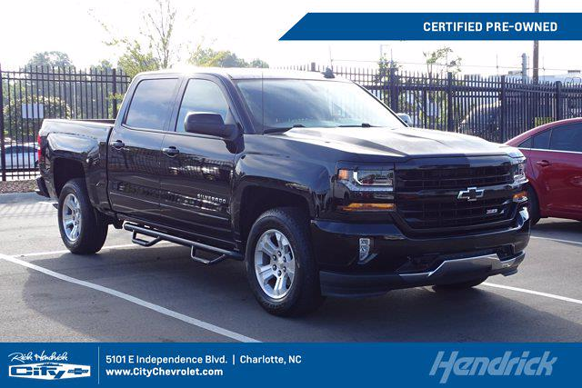 2018 Silverado 1500 Crew Cab 4x4,  Pickup #M645397 - photo 1