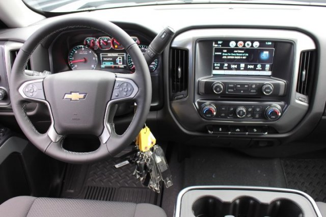 2018 Silverado 1500 Crew Cab 4x4,  Pickup #M645397 - photo 6