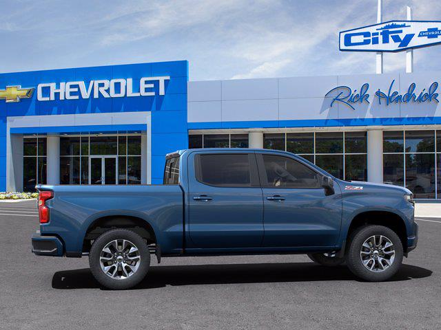 2021 Chevrolet Silverado 1500 Crew Cab 4x4, Pickup #M65728 - photo 5