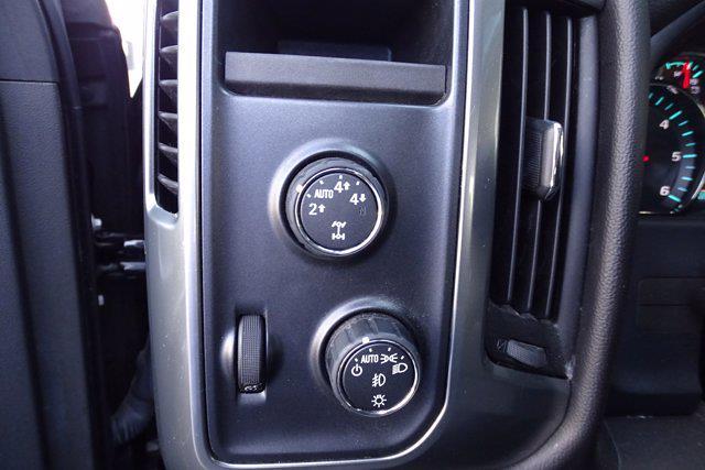 2016 Chevrolet Silverado 1500 Crew Cab 4x4, Pickup #M65728A - photo 22