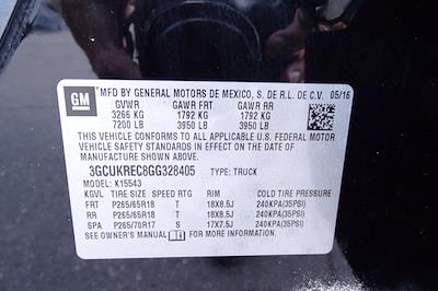 2016 Chevrolet Silverado 1500 Crew Cab 4x4, Pickup #M65728A - photo 43