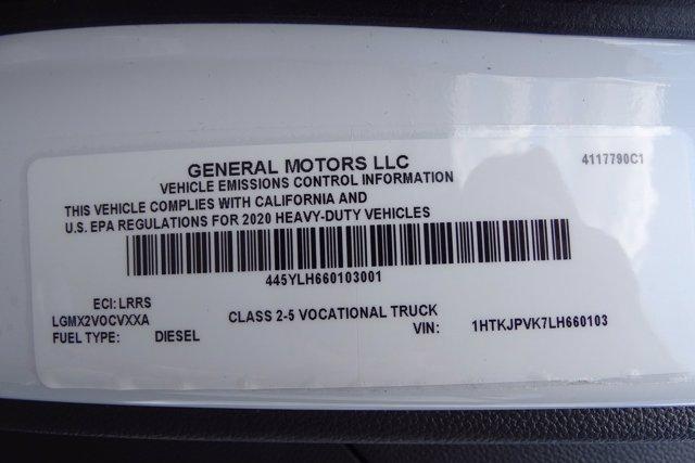 2020 Chevrolet Silverado 5500 Regular Cab DRW 4x4, Knapheide KMT Mechanics Body #M660103 - photo 45
