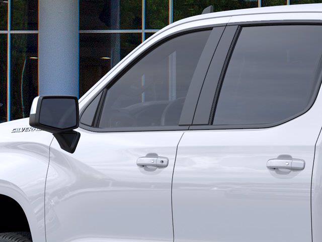 2021 Chevrolet Silverado 1500 Crew Cab 4x4, Pickup #M73818 - photo 10
