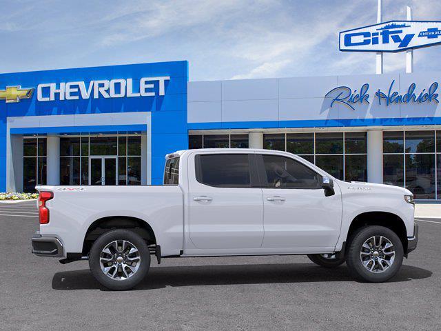 2021 Chevrolet Silverado 1500 Crew Cab 4x4, Pickup #M73818 - photo 5