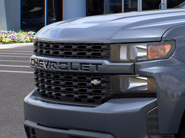 2021 Chevrolet Silverado 1500 Double Cab 4x4, Pickup #M74257 - photo 11