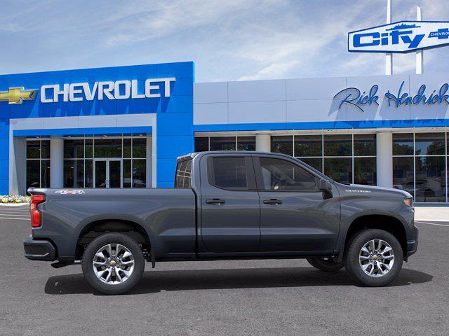 2021 Chevrolet Silverado 1500 Double Cab 4x4, Pickup #M74257 - photo 5