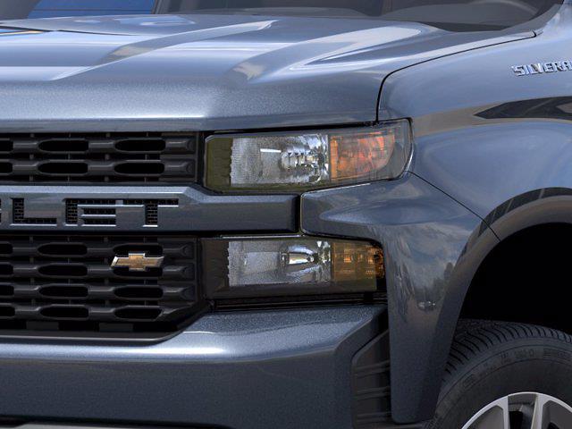 2021 Chevrolet Silverado 1500 Double Cab 4x4, Pickup #M74257 - photo 8