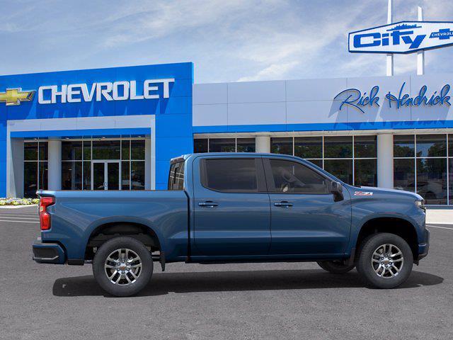 2021 Chevrolet Silverado 1500 Crew Cab 4x4, Pickup #M75875 - photo 5
