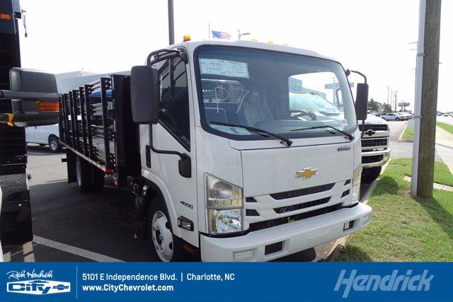 2020 Chevrolet LCF 4500 Regular Cab 4x2, Morgan Stake Bed #M800965 - photo 1