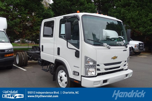 2020 Chevrolet LCF 4500 Crew Cab 4x2, Complete Cab Chassis #M801067 - photo 1