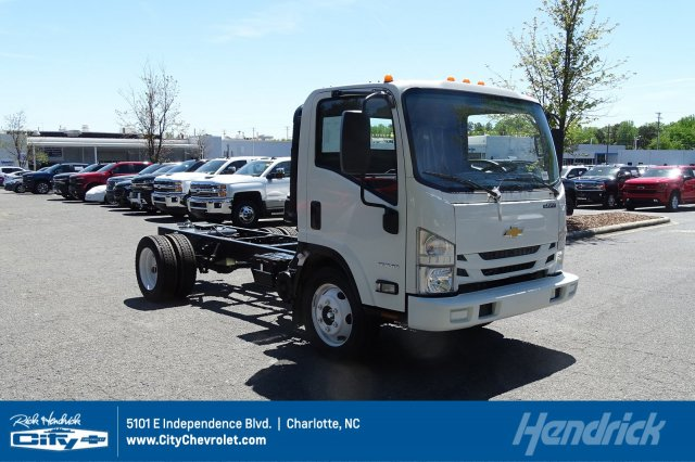 2019 LCF 4500 Regular Cab 4x2,  Cab Chassis #M801599 - photo 1