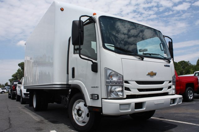 2017 LCF 4500 Regular Cab, Unicell Dry Freight #M802529 - photo 3