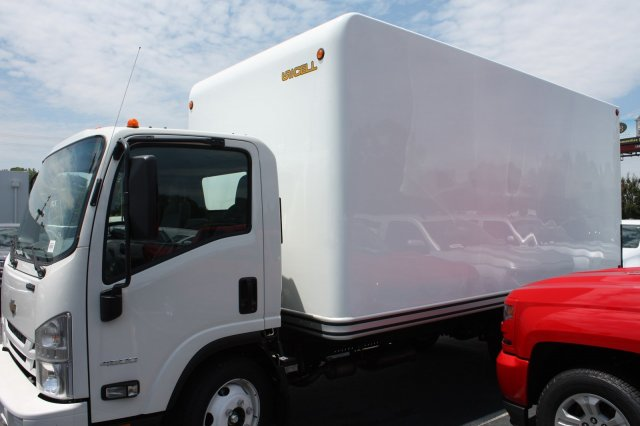 2017 LCF 4500 Regular Cab, Unicell Dry Freight #M802529 - photo 8
