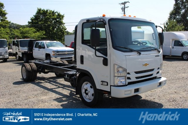 2018 LCF 4500 Regular Cab 4x2,  Cab Chassis #M802778 - photo 1