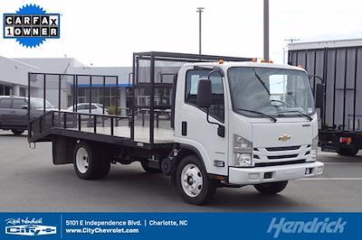 2019 LCF 4500 Regular Cab DRW 4x2,  Womack Truck Body Dovetail Landscape #PS16155 - photo 1