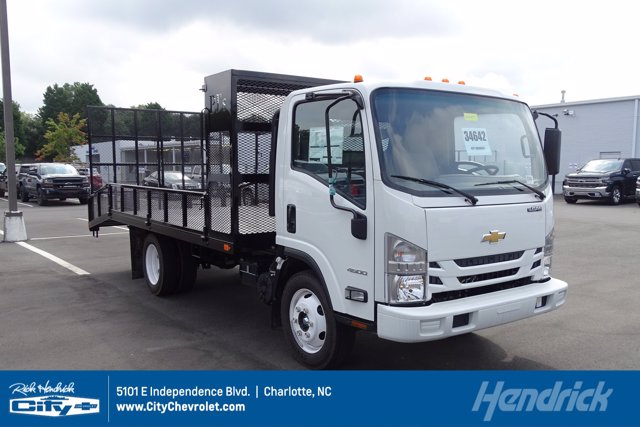 2019 LCF 4500 Regular Cab 4x2,  Cab Chassis #M802834 - photo 1