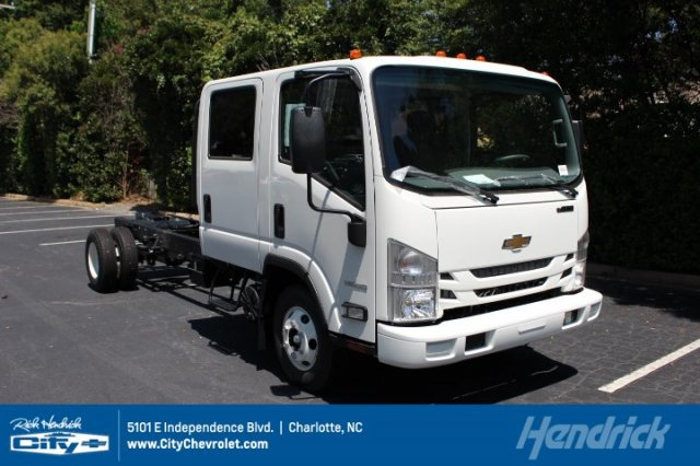 2019 LCF 3500 Crew Cab 4x2,  Cab Chassis #M802902 - photo 1