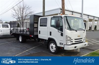 2018 LCF 4500 Crew Cab 4x2,  Cab Chassis #M802935 - photo 1