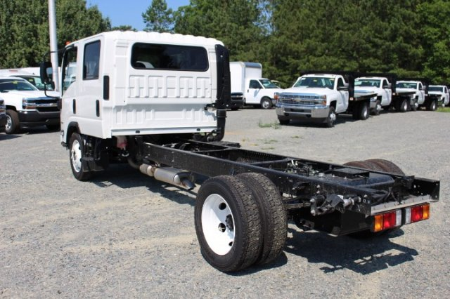 2018 LCF 4500 Crew Cab 4x2,  Cab Chassis #M803689 - photo 5