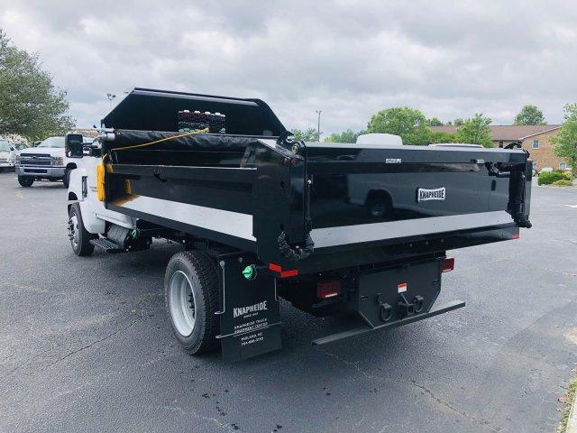 2019 Silverado Medium Duty DRW 4x2,  Knapheide Drop Side Dump Body #M805266 - photo 5