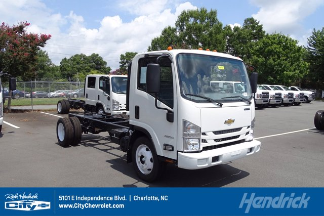 2020 Chevrolet LCF 4500 Regular Cab 4x2, Cab Chassis #M805365 - photo 1