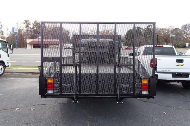 2018 LCF 3500 Regular Cab 4x2,  Pinto Metal Fabrication Dovetail Landscape #M805546 - photo 6